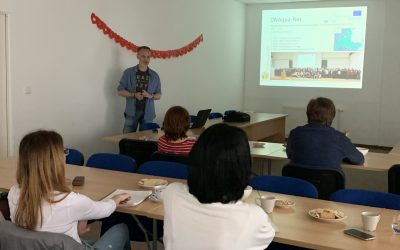 About Biomonitoring 2.0 at the Algological meeting